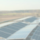 PV-Anlage auf dem Dach, Nahaufnahme