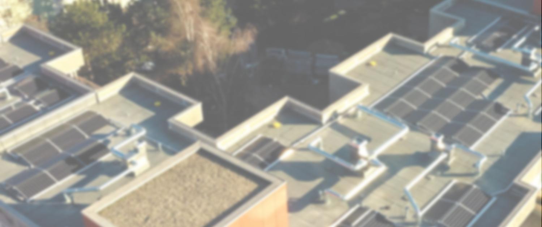 PV-Anlage auf Wohnungen