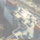 Drohnenaufnahme PV-Anlage auf Immobilie
