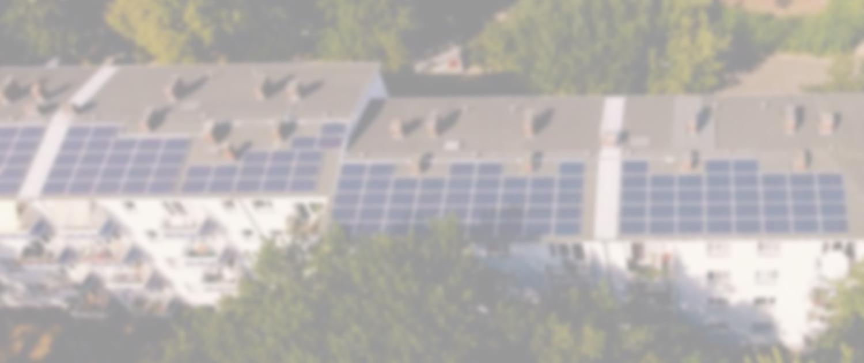 PV-Anlage auf Mehrfamilienhaus in Berlin