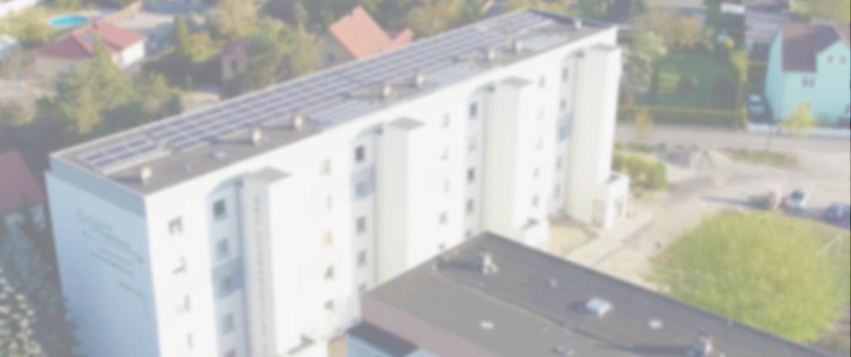 PV-Anlage auf Gebäuden einer Genossenschaft