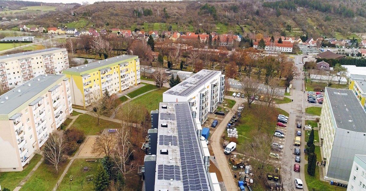 Mieterstrom-Projekt Freyburg