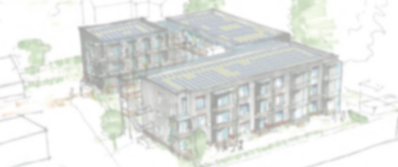 Skizze/Plan einer PV-Anlage, Hilden