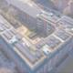 PV-Aufdachanlage mit Gründach in Hamburg