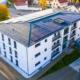 PV Anlage auf KfW 40 Plus Gebäude