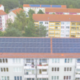 PV-Anlage auf Mehrfamilienhaus